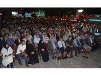 """Tatvan'da """"15 Temmuz Demokrasi ve Milli Birlik Günü"""" programı düzenlendi"""
