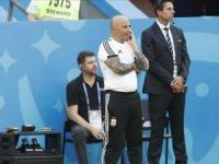 Arjantin'de Sampaoli dönemi sona erdi