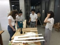 Mimar adayları, Japonya'da