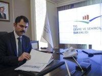 Çevre Bakanı Kurum'dan ilk icraat: İnşaat sektörüyle bir araya geldi
