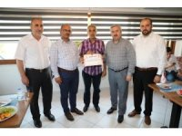 Başkan Baran'dan AK Parti teşkilatlarına teşekkür ziyareti