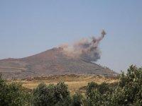Esed'in yeni hedefi İsrail sınırı