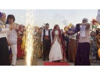 Tarihin gölgesinde rüya gibi düğün