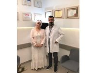 Şeker hastalığından ameliyatla kurtuldu