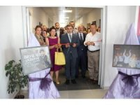 Kaymakam Kızıltoprak, 15 Temmuz Sergisi açılışına katıldı ve anı defterini imzaladı