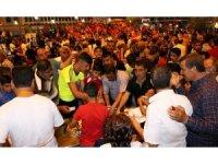 NTO yönetimi Demokrasi ve Milli Birlik Günü Etkinliklerine Katıldı
