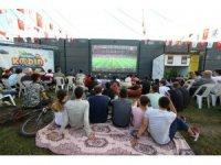 Dünya Kupası final coşkusu K@bin'de yaşandı