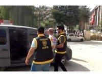 Hakkari'de kendini emniyet amiri olarak tanıtan şahıs tutuklandı