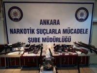 Dev operasyonla gözaltına alınan 84 kişi adliyeye sevk edildi