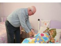 Odunpazarı'nın hasta ve yaşlılar için çalışmaları