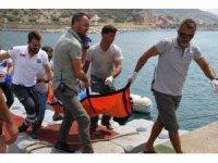 Kayıp İranlı turistin cesedi denizde bulundu