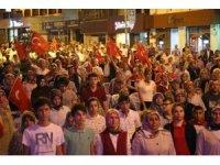 Beypazarı'nda 15 Temmuz anma etkinlikleri düzenlendi