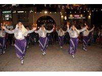 Tepebaşı Belediyesi Halk Oyunları Ekibi, Avanos Halk Şenlikleri'ne katıldı