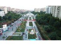 """Başakşehir Belediyesinden """"15 Temmuz Şehitler Anıtı"""""""