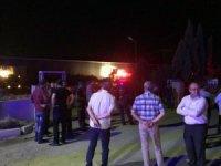 Ankara'da fabrikada patlama: 1 yaralı
