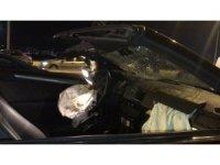 İzmir'de trafik kazası baba ile kızını hayattan kopardı: 2 ölü, 1 yaralı
