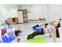 Çocuklarda sağlıklı gelişim için jimnastik