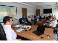 Balıkesir de yaşayan Erzincanlılardan hayırlı olsun ziyaretleri