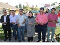 İHA'nın Şanlıurfa'daki 15 Temmuz sergisi millet kıraathanesinde açıldı