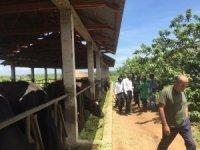 TİKA'dan Güney Sudan'a hayvancılık ve su ürünleri desteği