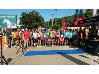 Bursa'da 'Dostluk Koşusu'na yoğun ilgi