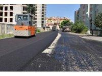 Giresun Belediyesi'nden asfalt  çalışması