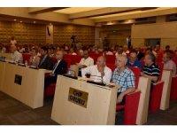Manisa Büyükşehir Belediyesi meclis toplantısı gerçekleştirildi