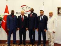Senegal'den Türk iş adamlarına yatırım daveti