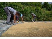 Erdemli Belediyesi köylerin sorunlarını çözüyor