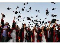 Bilgi Üniversitesi bu sene 6 bin 431 mezun verdi