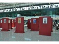 """TAV Galeri Ankara'da """"Ankara"""" temalı fotoğraf ve afiş sergisi açıldı"""