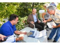 """Vali Demirtaş: """"Akdeniz Meyve Sineği sorununu köklü şekilde çözeriz"""""""