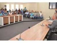 Niğde Belediyesinde İş sağlığı Güvenliği Toplantısı Yapıldı