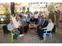Başkan Atilla'dan Çınar ve Bismil'e çıkarma