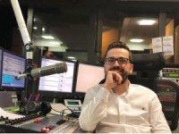 Best FM'de program yapan sunucunun zor anları