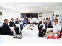 SDÜ ve Özbekistan Nemengan şehri arasında 'Gül ve çiçek' işbirliği