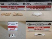 Eskişehir'de uyuşturucu operasyonu, 9 gözaltı