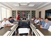 Ekonomi Koordinasyon Kurulu toplantısı yapıldı