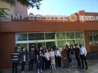 Türkçe Yaz Okulu'na 24 yabancı öğrenci katıldı