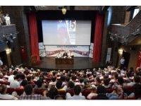 """Düzce Üniversitesinde""""Teopolitik Açıdan 15 Temmuz"""" paneli düzenledi"""