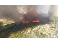 Seydikemer'de orman yangını kontrol altına alındı
