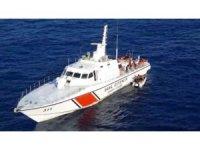 Kuşadası Körfezi'nde 15 kaçak göçmen yakalandı