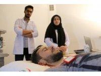 Van'da işitme kaybı olan hastalara 'BERA' testi
