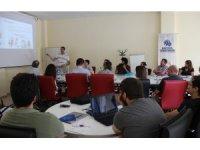Teknopark'ta Teknoloji Hazırlık Seviyesi Eğitimi düzenlendi