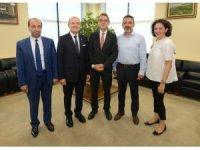 Alman Başkonsolos Birgelen'den BTSO'ya veda ziyareti