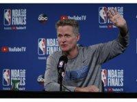 Golden State Warriors, Steve Kerr ile nikah tazeledi