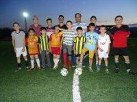 Hisarcık'ta Yaz Futbol Okulu açıldı