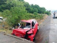 Doğu Karadeniz'de 2018 yılının ilk yarısında trafik kazalarında 37 kişi hayatını kaybetti, 3 bin 607 kişi yaralandı