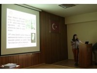 Öğrenciler 'Tarımda bitki ıslahı ve tarımsal inovasyon bilinci' konferansına katıldı