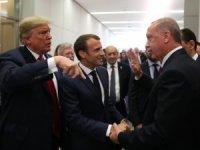 Dünya Erdoğan-Trump tokalaşmasını konuşuyor